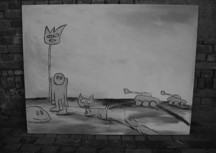 Kunst im Subbotnik – Interview mit Bodo Hansen