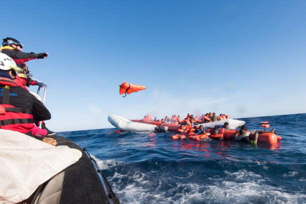 Mission Lifeline – Leben retten ist unsere Pflicht